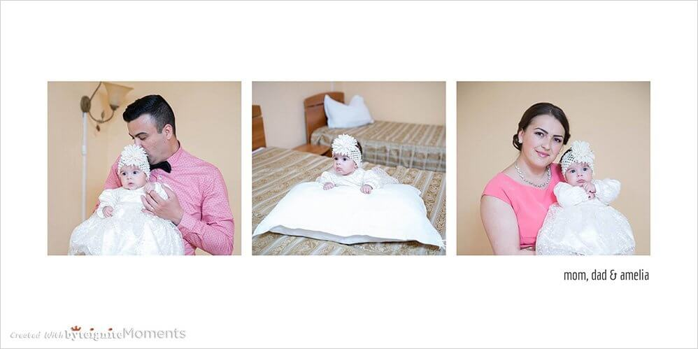 Amelia's photo shoot
